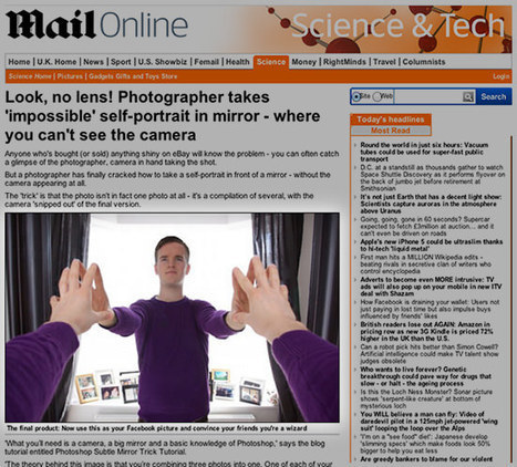 The Daily Mail Stole My Photos and I Got Paid | Image Conscious | Scoop.it