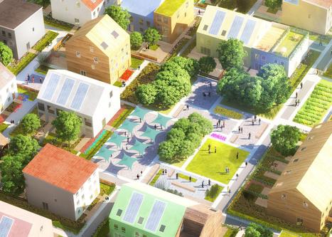 MVRDV to transform army barracks in Germany into housing | World Architecture | Scoop.it