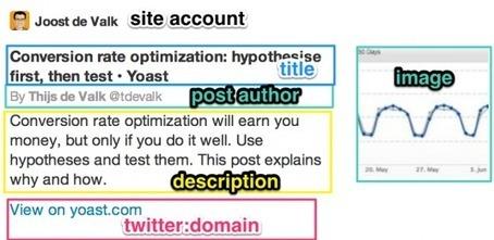 Social Media Optimization with WordPress SEO by Yoast • Yoast | WordPress Development | Scoop.it