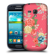 e_cell - Head Case Designs Nostalgic Rose Back Case for Samsung Galaxy S3 III mini I8190 | Technology Right At Your Doorstep | Scoop.it