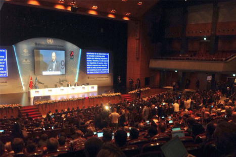 Si conclude l'Internet Governance Forum 2014: a Istanbul si è deciso poco | InTime - Social Media Magazine | Scoop.it