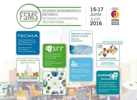 Empieza hoy #TECMA - Feria Internacional del #Urbanismo y el Medio #Ambiente en #MADRID | Arquitectura, Eficiencia Energética y Certificación Energética | Scoop.it