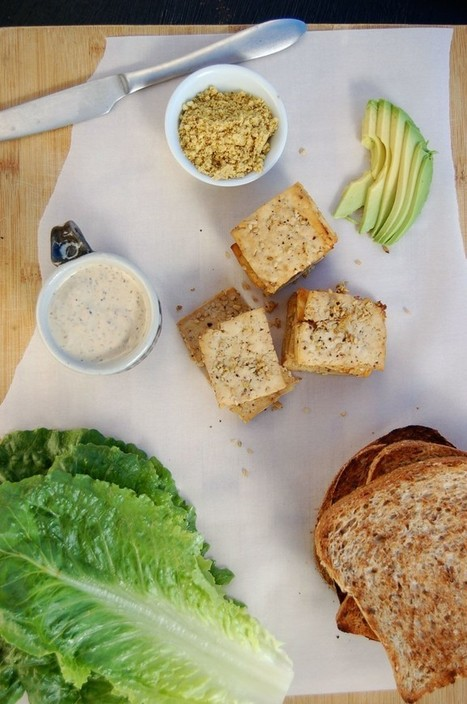 What You Need To Remember About the Human Body + Baked Tofu Caesar Sandwich - Clean Food Dirty Girl | The Basic Life | Scoop.it