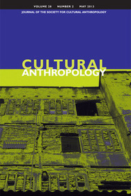 Issue 28.2, May 2013 — Cultural Anthropology | Japon-ethnologie | Scoop.it