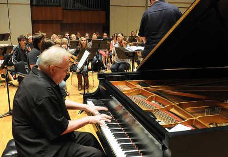 Rivers to play Gershwin's 'Rhapsody in Blue' - cjonline.com | OffStage | Scoop.it