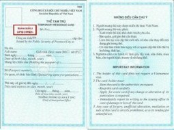 Cấp thẻ tạm trú 1 năm cho người nước ngoài | Visa Vietnam Tours | Visa - hộ chiếu | Scoop.it