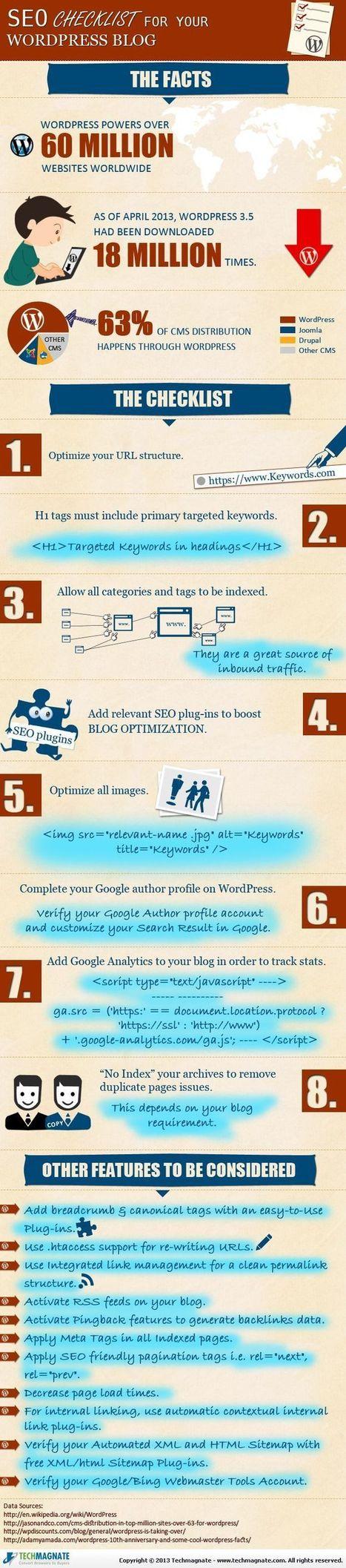 Infografías | Wordpress-SEO | Scoop.it