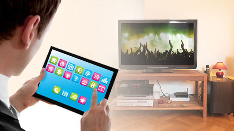 5 thriving social TV apps - iMediaConnection.com | Remote Screen | Scoop.it
