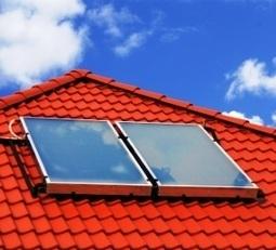 Le chauffage solaire avec le Système Solaire Combiné (SSC) | Immobilier | Scoop.it