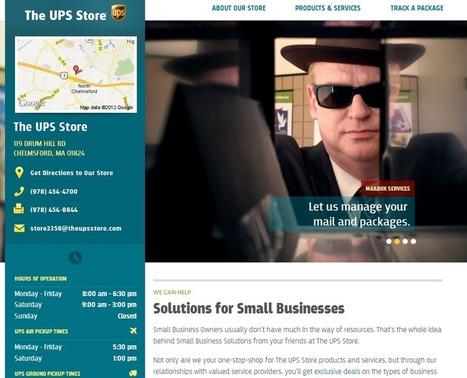 Award-Winning Websites That Inspire Us | Online Business Resources | Scoop.it
