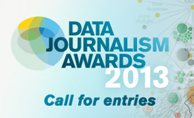 Google-backed Data Journalism Awards open for entries | Media news | Journalism.co.uk | Open Knowledge | Scoop.it