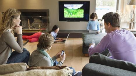 Les programmes télé ont généré 90 millions de tweets en 2013 en France   mySocialTV   Scoop.it