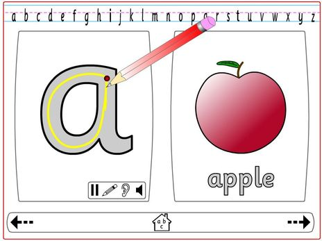 English Alphabet | Australian Curriculum - English | Scoop.it
