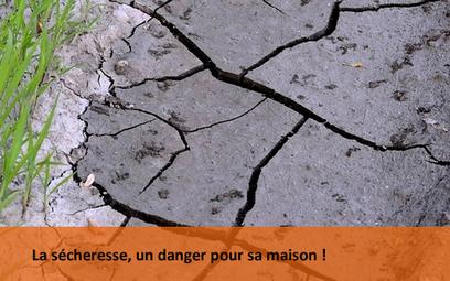 La sécheresse, un danger pour sa maison! | Expertise bâtiment | Scoop.it