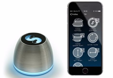 Multi-Device Controllers : spin remote | Home Automation | Scoop.it