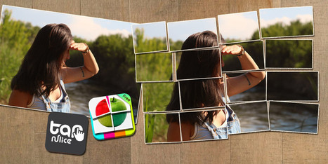 Create Impressive Photo Collages Without Photoshop Using Photo Slice & TapnSlice | Technology and Education Resources | Scoop.it