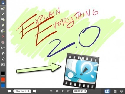 Explain Everything | Innovative Teaching and Learning Ideas AAP | Scoop.it