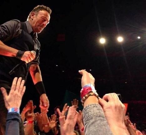 Bruce Springsteen begins encore with 'Backstreets' at Columbus, Ohio show - Stan Goldstein | Bruce Springsteen | Scoop.it