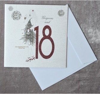 18th Birthday Cards For Women - Birthday Cards GO23 Five Dollar Shake   Love To Shop -  Online Shopping Sites   Scoop.it