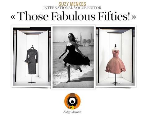 Suzy Menkes Those Fabulous Fifties!   Fashion   Scoop.it