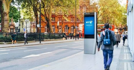New York's free gigabit WiFi kiosks are coming to the UK | Technology in Business Today | Scoop.it