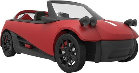 Siemens, Local Motors Partner to Speed Development of 3D Printed Cars | INDUSTRY 4.0: Additive Manufacturing | Scoop.it