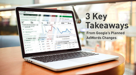 3 Key Takeaways from Google's Planned AdWords Changes | Google AdWords & PPC (English) | Scoop.it