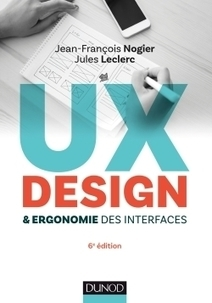 UX Design et ergonomie des interfaces - Dunod | UX Lab | Scoop.it