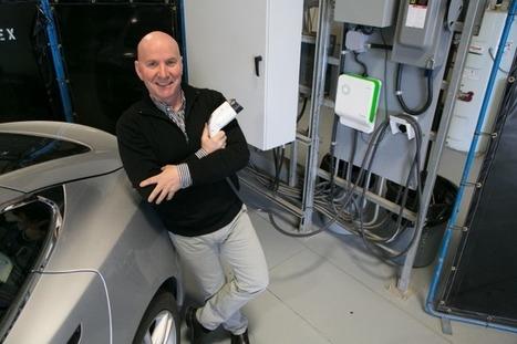 Systemex: la borne électrique d'abord, le chauffe-eau ensuite | Martin Primeau | PME | Marketing your technologies around the world | Scoop.it