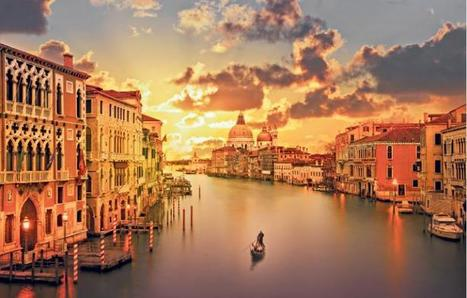 The Griff Rhys Jones Guide to Venice | Italia Mia | Scoop.it