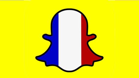 (Social Media) Snapchat : les médias français sont arrivés sur Discover | AS2.0 - 14 | Scoop.it