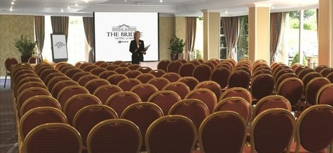 Tips to Consider While Choosing Conference Venue | The Bridge Hotel and Spa | Scoop.it