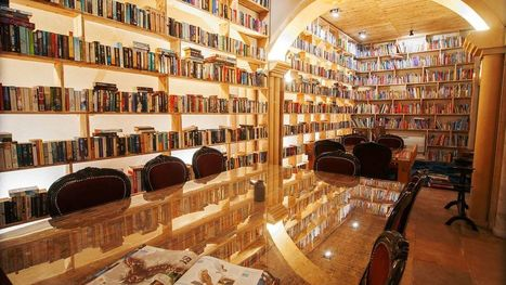 This Portugal hotel is a book lover's dream | MyLuso News | Scoop.it