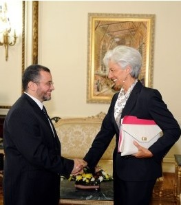 Government proposes alternative economic plan for IMF loan | Égypt-actus | Scoop.it