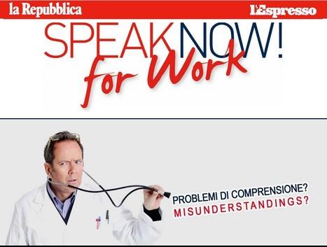 Cosa C'è Nel Nuovo Corso d'Inglese di Peter Sloan: Speaknow For Work | Imparare l'Inglese OnLine | Scoop.it