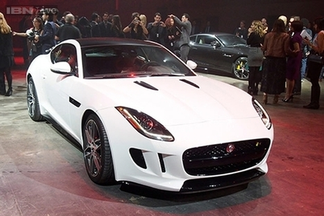 Auto Expo 2014 Jaguar Land Rover lineup: F-TYPE Coupe, Range Rover LWB and Project 7 | checkcarin | Scoop.it