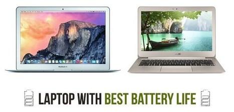 10 Laptop with Best Battery Life 2016   Wiknix   Scoop.it
