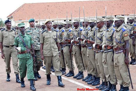 Kayihura to Kaweesi: Don't be disgruntled - National   Trending in Uganda   Scoop.it