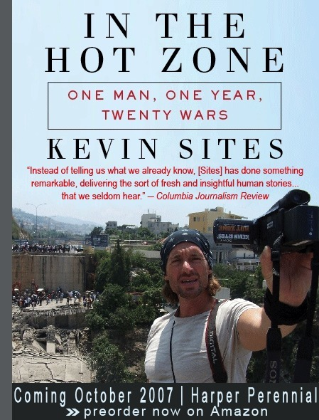 IN THE HOT ZONE | Creative Nonfiction : best titles for teens | Scoop.it