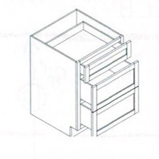 BASE DRAWER - 3 DRAWER | Kitchen Granite Countertop and cabinets | Scoop.it