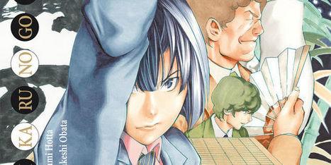 «Hikaru No Go», le manga qui a relancé le jeu de go dans le monde | Mangas, littérature et culture d'Asie | Scoop.it