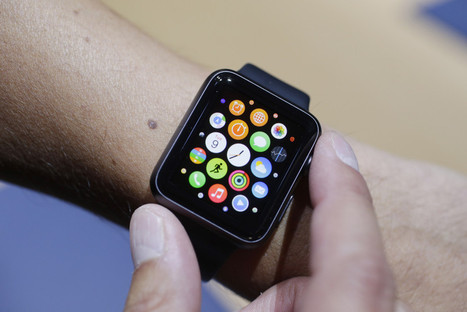 Apple's Watch Will Make People and Computers More Intimate | Vorager | Scoop.it