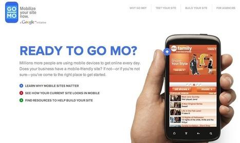 [astuce] GoMo - La version mobile de votre site est elle bien réalisée ? | Social Media Curation par Mon Habitat Web | Scoop.it