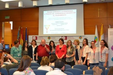 Expertos en Educación, reunidos en Valencia, destacan la importancia de enseñar a pensar desde Infantil | Formación en Competencias | Scoop.it