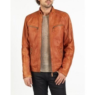 Rino Fresh Leather Jacket by hElium hE^2 | Leather | Scoop.it