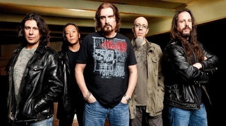 Dream Theater European Tour Announced (Including UK Dates) | A rockear | Scoop.it
