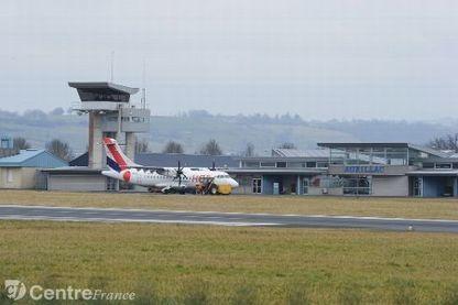 Débuts mouvementés pour la ligne aérienne Aurillac-Lyon | AFFRETEMENT AERIEN KEVELAIR | Scoop.it