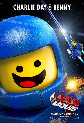 The LEGO Movie Character Posters | The Brick Fan | Scoop.it