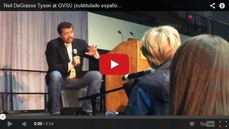 Neil deGrasse Tyson Discusses Asteroid Destruction with 9-Year-Old Kid [Video]   Nature Animals humankind   Scoop.it