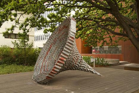 Metal Sculpture | Metal Art | Scoop.it